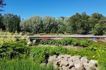 Sapokka Water Garden, Kotka, Finland