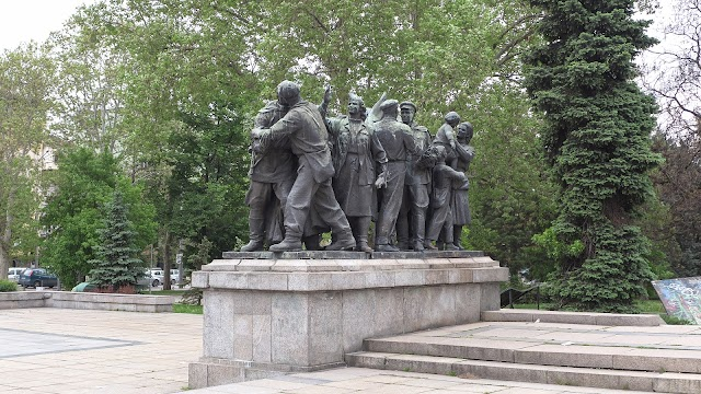 Monument of the Soviet Army