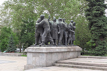Soviet Army Monument, Sofia, Bulgaria