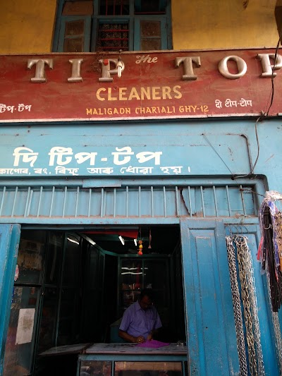 Tip Top Dry Cleaner