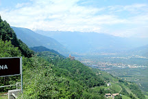 Gampen Pass, Trento, Italy