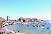 Playa Santa Maria del Mar, Santa Maria Del Mar, Peru