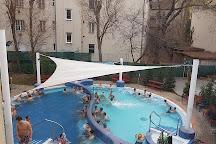 Dandar Bath, Budapest, Hungary