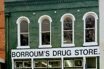 Borroum's Drug Store and Soda Fountain, Corinth, United States