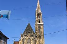 St Theobald's Church, Thann, France