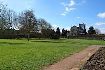 Waltham Abbey Gardens, Waltham Abbey, United Kingdom