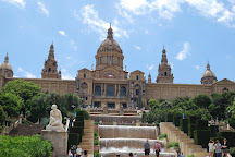 Barcelona Fira Montjuic Hall of Conferences, Barcelona, Spain
