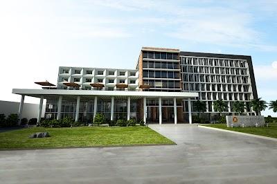 Southwestern University facade