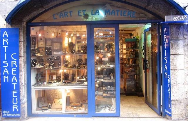 MG Perreau - l'Art & la Matière