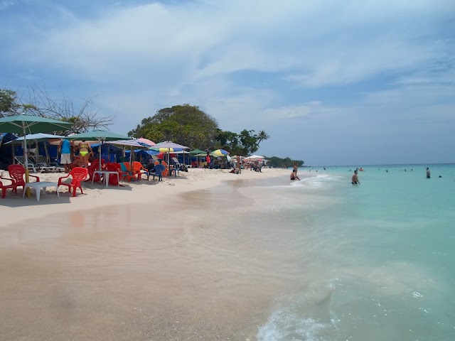 Playa Blanca, Isla de Barú