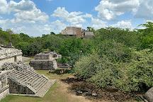 Ek Balam, Ek Balam Village, Mexico