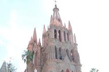 Parroquia de San Miguel Arcangel, San Miguel de Allende, Mexico