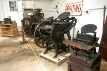 Hamilton Wood Type Museum & Printing Museum, Two Rivers, United States