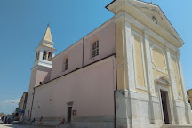 Church of Our Lady of the Angels, Porec, Croatia