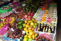 Kundasang Market, Kundasang, Malaysia