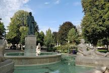 Fontaine Bruat, Colmar, France