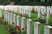 Airborne Cemetery, Oosterbeek, The Netherlands