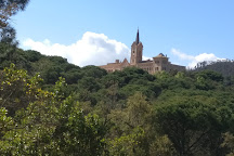 Santuari de Sant Pere del Bosc, Lloret de Mar, Spain