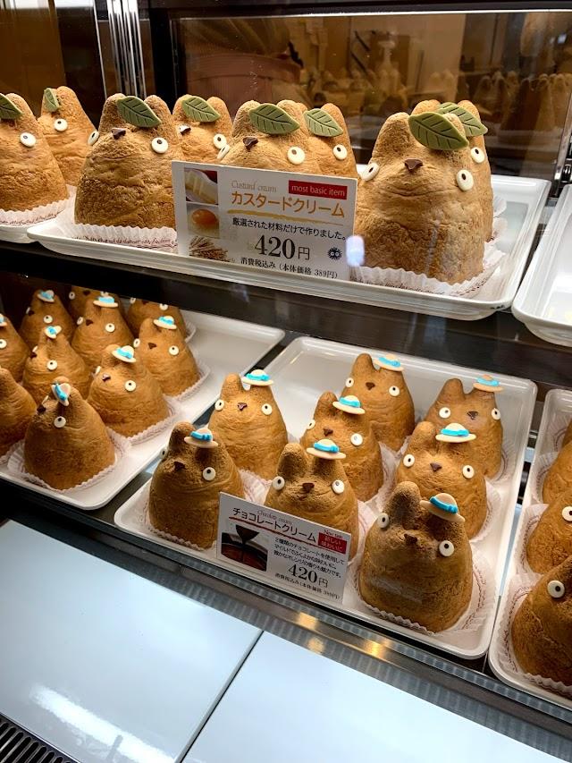 Shirohige's Cream Puff Factory - Kichijoji