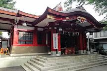 Hataokahachiman Shrine, Shinagawa, Japan