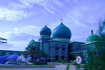An-Nur Great Mosquea, Pekanbaru, Indonesia