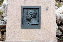 Monumento a Christomannos, Nova Levante, Italy