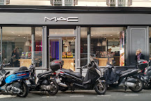 Mac Cosmetics, Paris, France