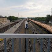 Железнодорожная станция  Šiauliai