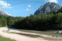 Spiaggetta Ciamaor, San Vigilio, Italy