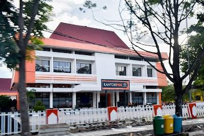 Kantor Pos Palangka Raya Kalimantan Tengah Telepon 62 536 3229283