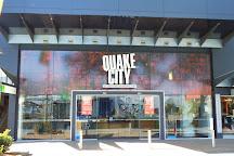 Quake City, Christchurch, New Zealand
