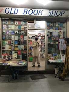New & Old Book Shop