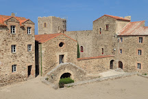 Chateau Royale de Collioure, Collioure, France