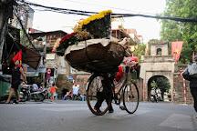 Old City Gate, Hanoi, Vietnam