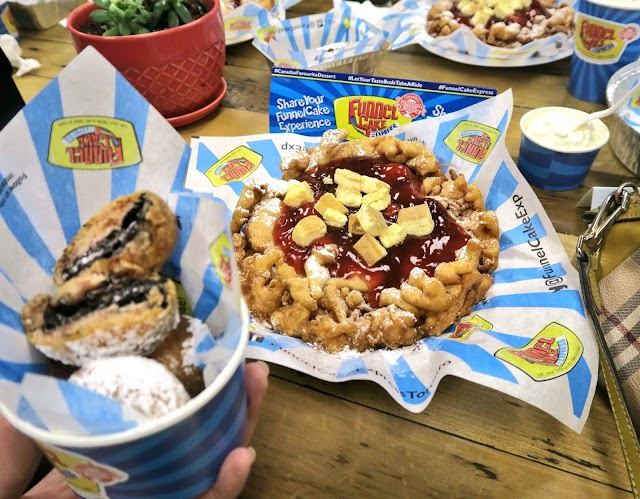 Funnel Cake Express