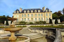 Chateau d'Auvers, Auvers-sur-Oise, France