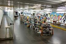 Passagem Literaria da Consolacao, Sao Paulo, Brazil