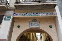 Alcaiceria, Granada, Spain