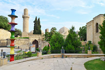 Palace of the Shirvanshahs, Baku, Azerbaijan