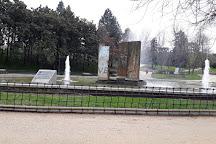 Parque de Berlin, Madrid, Spain
