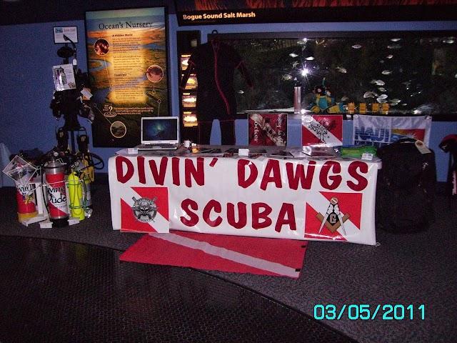 Divin Dawgs Scuba