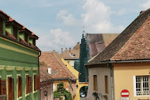 Sighisoara Historic Center, Sighisoara, Romania