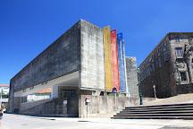 Centro Galego de Arte Contemporanea, Santiago de Compostela, Spain