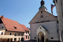 St. Jacob Church, Škofja Loka, Slovenia