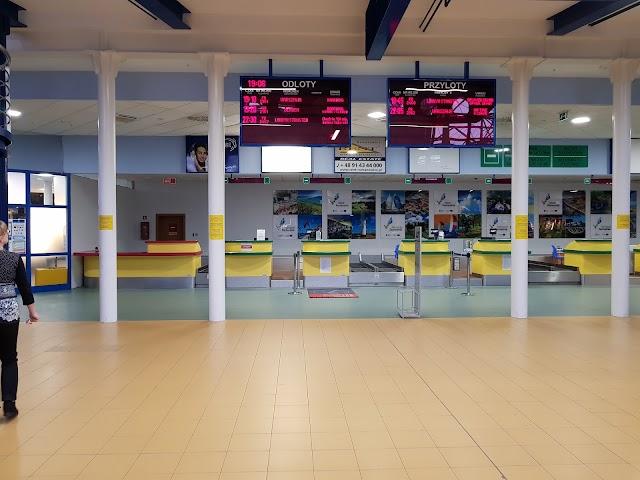 Szczecin Goleniow Airport