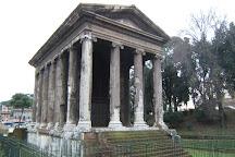 Tempio di Portuno, Rome, Italy