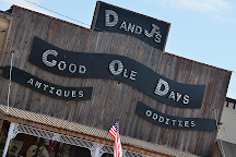 D and J's Good Ole Days Antiques and Oddities, Brady, United States