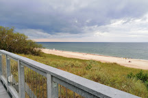 Darlowko Beach, Darlowo, Poland