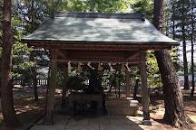 Sakaki Shrine, Joetsu, Japan