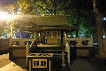 Iigura Kumano Shrine, Minato, Japan